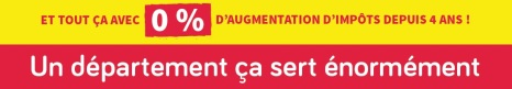 un departement ca sert enormement